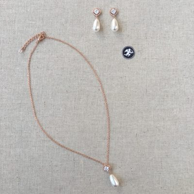 "Collier ""Charlotte"""